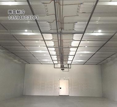 建设大中型冷库